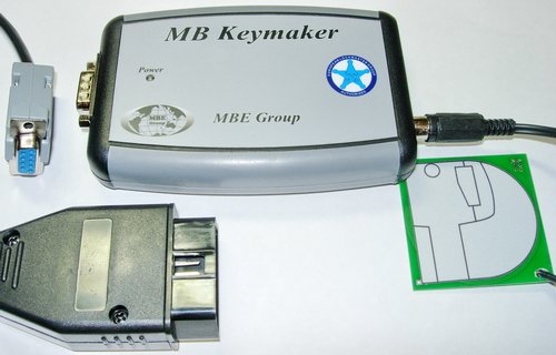 MB KEYMAKER for ML and PCF