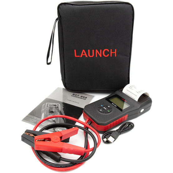 Launch BST-860 Battery System Tester