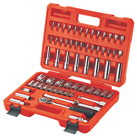Besita 12.5mm Metric Socket Set
